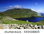 Low Clouds Over Helvellyn From...