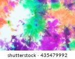 tie dye pattern background.   | Shutterstock . vector #435479992