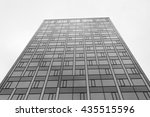 office complex of high rise... | Shutterstock . vector #435515596