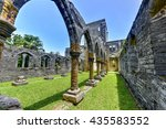 Unfinished Church. It's Ruins...
