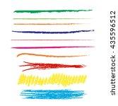 Vector Colored Pencil Design...