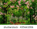 Avenue Pereire  Green Area Wit...