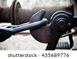 Old Style Hook Railway Couplin...