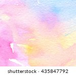 watercolor abstract colorful...