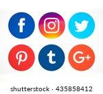 bangkok  thailand   may 15  ... | Shutterstock . vector #435858412