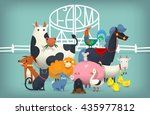 Vector Illustration Card With...