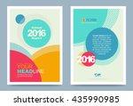 Colourful Annual Report...