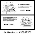 vector concept  a set of...   Shutterstock .eps vector #436032502