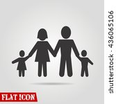family icon | Shutterstock .eps vector #436065106