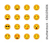 smileys | Shutterstock .eps vector #436105606