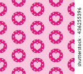Lovely Seamless Pattern With A...