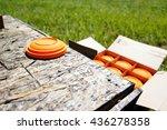target practice  | Shutterstock . vector #436278358