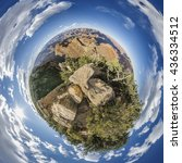Stereographic Projection Of...