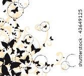 Elegant Floral Pattern With...
