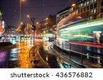 Night In Munich  Germany City...