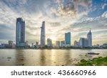 ho chi minh city  viet nam 12...   Shutterstock . vector #436660966
