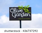 moore  ok usa   may 20  2016 ... | Shutterstock . vector #436737292