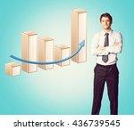 businessman. | Shutterstock . vector #436739545