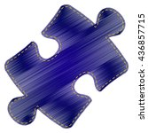 puzzle piece sign
