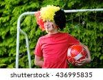 Happy Young Belgian Boy Having...