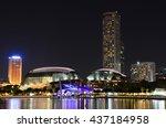 singapore  singapore   june 3 ... | Shutterstock . vector #437184958