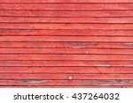The Old Red Wood Texture With...