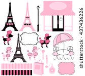 Paris And Pink Poodle Ooh La L...