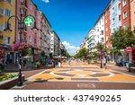 sofia  bulgaria   july 19th... | Shutterstock . vector #437490265