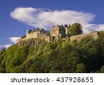 stirling  scotland   august 27  ... | Shutterstock . vector #437928655
