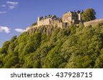 stirling  scotland   august 27  ... | Shutterstock . vector #437928715