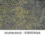 Small photo of Mosey brick wall