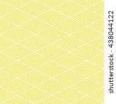 pattern stripes seamless.... | Shutterstock .eps vector #438044122