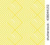 pattern stripes seamless.... | Shutterstock .eps vector #438044152