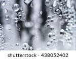abstract photo background with... | Shutterstock . vector #438052402