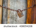 An Old Master Key Rustry In...