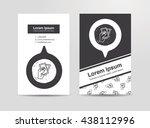 money doodle drawing   Shutterstock .eps vector #438112996
