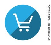 shopping cart icon vector....