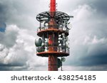 Transmission Radio   Tele Tower ...