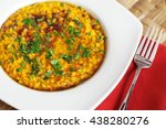 Small photo of Famous Indian dish Moong dal