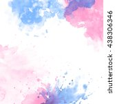Watercolor Background For...