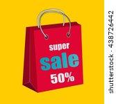 sale | Shutterstock .eps vector #438726442