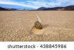 The Racetrack Playa With ...