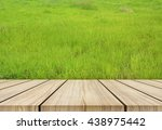 green grass background | Shutterstock . vector #438975442