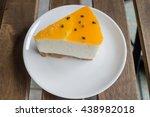 Fresh Fruit Cake Decorated With ...