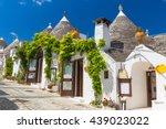 Beautiful Town Of Alberobello...