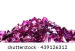Violet Jewel Stones Heap Over...