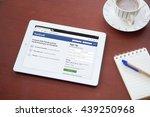 bangkok  thailand   june 17...   Shutterstock . vector #439250968