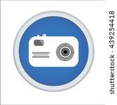 office camera icon | Shutterstock .eps vector #439254418
