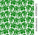 vector seamless pattern of hop   Shutterstock .eps vector #439306672