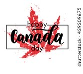 Happy Canada Day Poster....